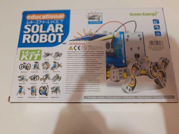 Solarny robot -Nowy