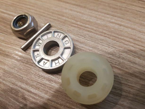 Zestaw mocowania śruby Haswing Ospian 80