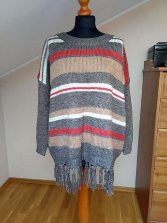 Sweter oversize Reserved