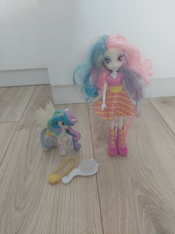 Sprzedam lalki i kucyka My Little Pony