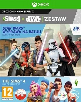 Sims 4 Star wars Wyprawa na batuu. Xbox one pl