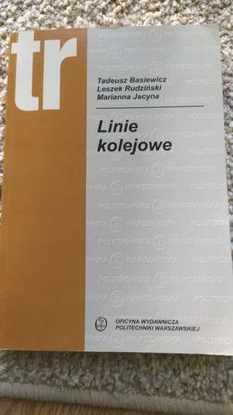 Książka linie kolejowe