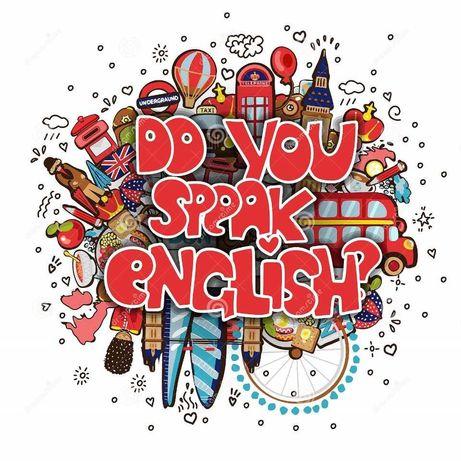 Разговорный клуб английского языка с носителем-американцем