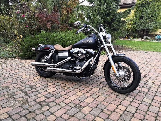 Harley Davidson FXDB Dyna Street Bob 2012