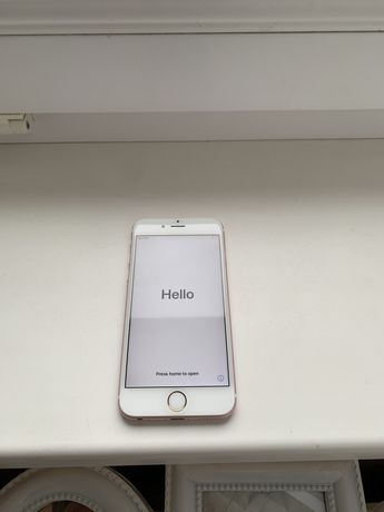Продам iPhone 6s 128gb rose gold