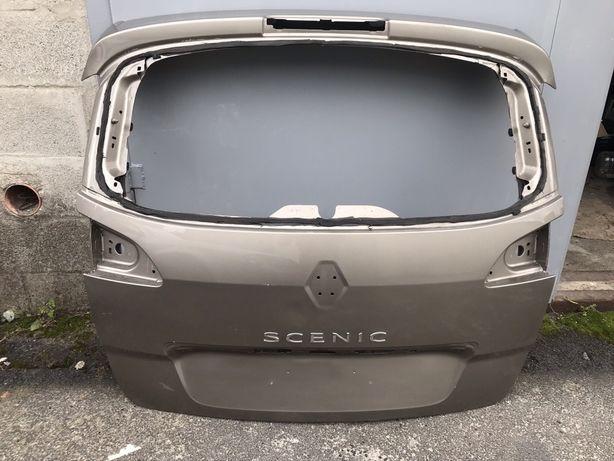 Кришка багажника Renault Scenic