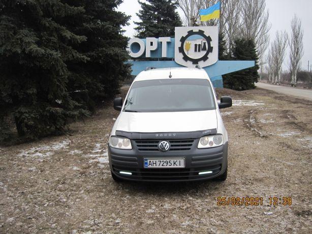 Volkswagen Caddy Ecofuel