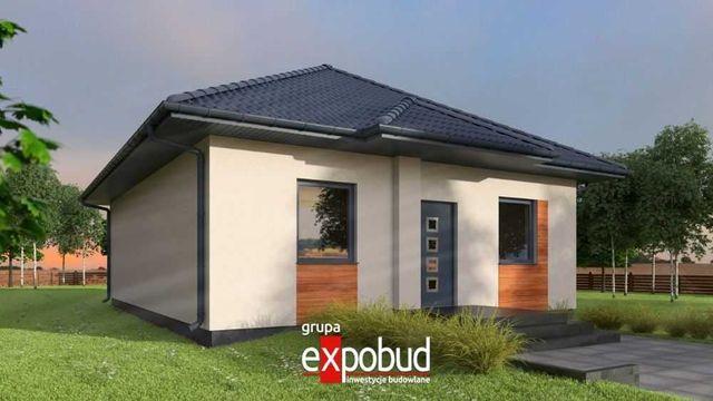 Trwały i ciepły dom w 2 miesiące na działce klienta MP4