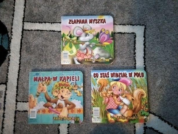 Książeczki z bajkami