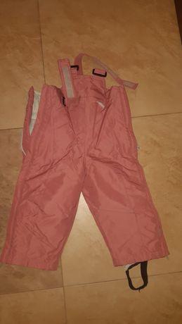 Spodnie na sanki / narty / śnieg/ zimowe