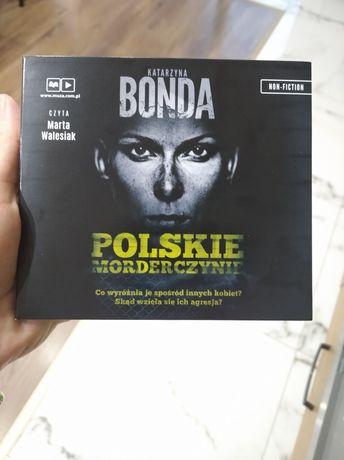 Katarzyna Bonda polskie morderczynie