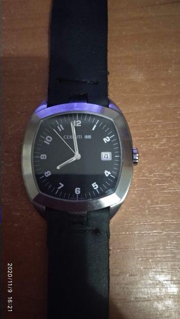 Швейцарские часы Cerruti 1881 оригинал
