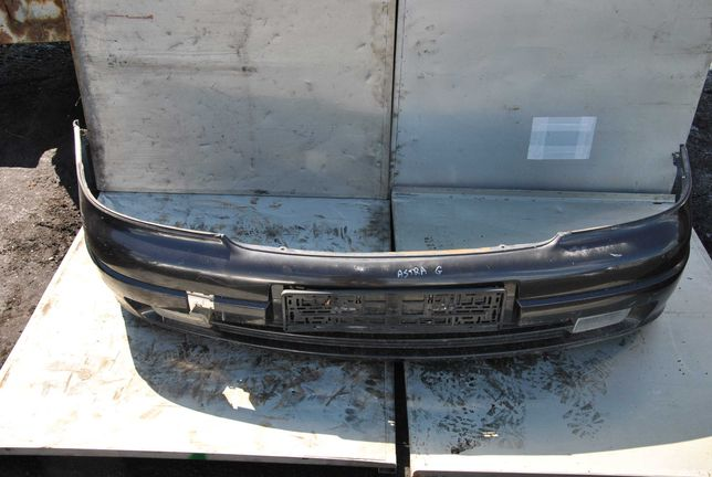 Zderzak przód Opel Astra G