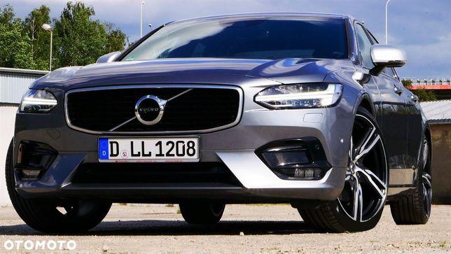 Volvo S90 T4 R Design Jak Nowy 18 tys km Obłędny Wygląd...