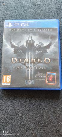 Diablo III 3 Playstation 4 PS4