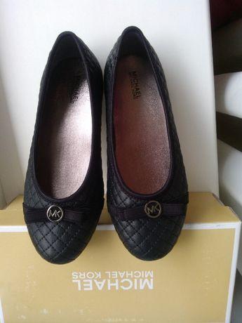 Michael michael kors школьная обувь стильные туфли девочке 32 размер