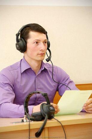 Tłumacz. Teksty techniczne, tłumaczenie napisów, strony internetowe,CV