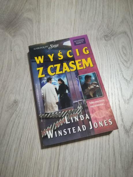 Książka Wyścig z czasem - Linda Winstead Jones