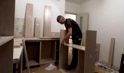 Сборка мебели Икеа Епицентр Леруа  разборка мебели сборщик мебели