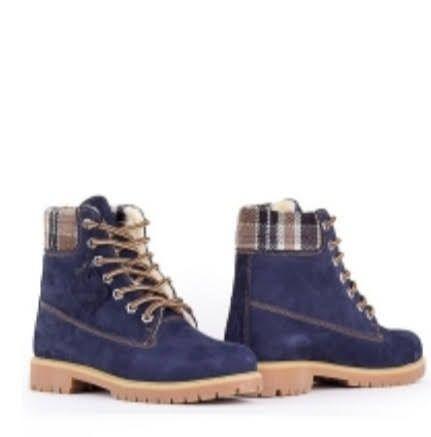 "Кожаные ботинки ТМ""Lonza""36;37;38;39;40"