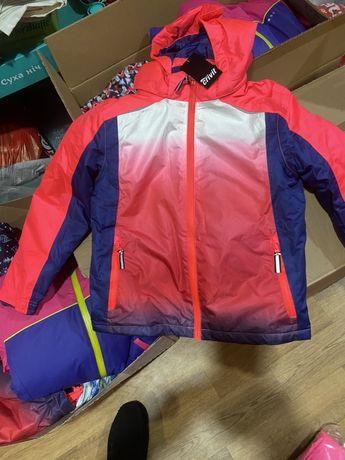 Куртка /- лыжка из Германии. Термо.  Размер-146-152.      159-164
