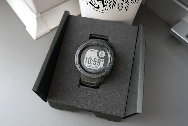 Garmin Instinct smartwatch GPS (Insctict)