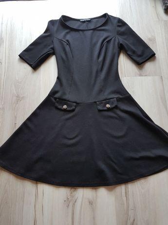 Sukienka czarna rozm. S