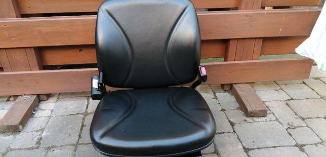 Siedzenie mechaniczne skaja,fotel,grube poduszki,wygodne,solidne