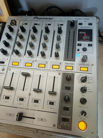 Pioneer djm 700 пульт