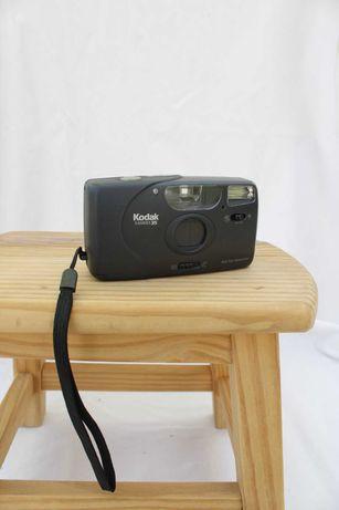 Câmera analógica 35mm point and shoot Kodak KC30 vintage, c/ flash