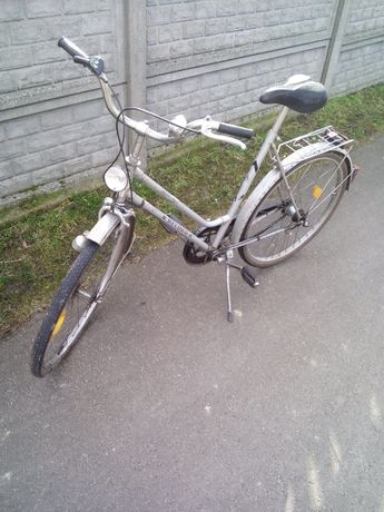 "Rower damka 26"" REKORD"
