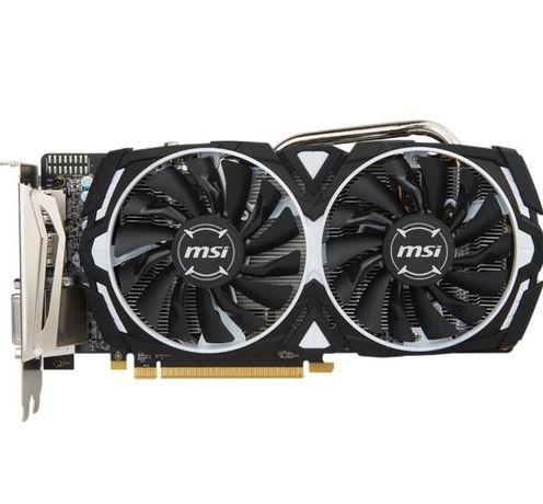 MSI PCI-Ex Radeon RX 570 ARMOR 8G OC GDDR5 (256bit)