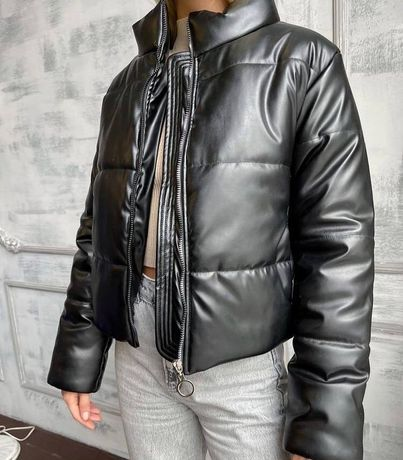 Куртка эко-кожа весна/осень