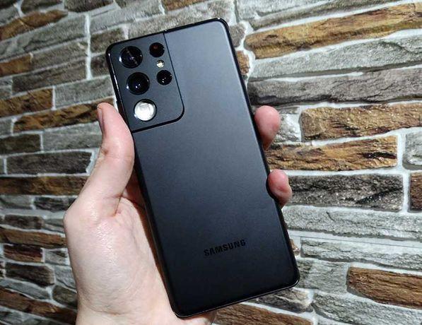 РАСПРОДАЖА! Телефон Samsung Galaxy S21 Ultra Новый смартфон + Чехол