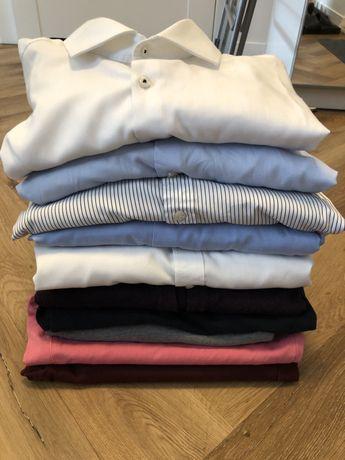 Zestaw paka paczka ciuchów odzieży M/L H&M Lambert