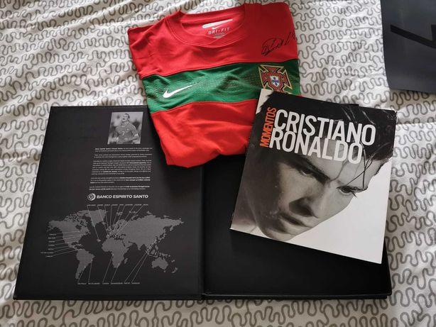 Camisola Cristiano Ronaldo