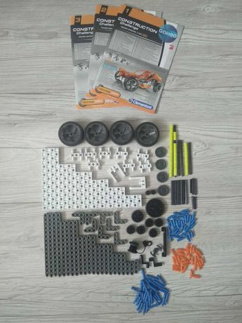 Конструктор Clementoni Galileo Construction Challenge как Лего