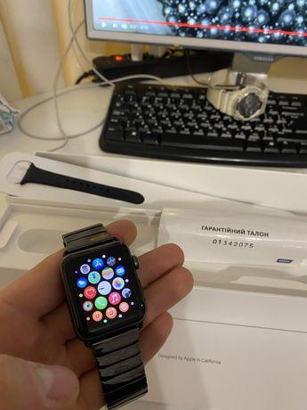 Apple Watch 3 42 мм (Полный комплект)