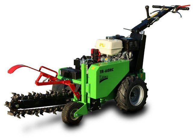 Koparka łańcuchowa,wykopy liniowe, nawadnianie,usługi mini traktorkiem