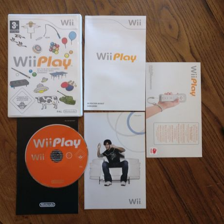 Wii Play Completo