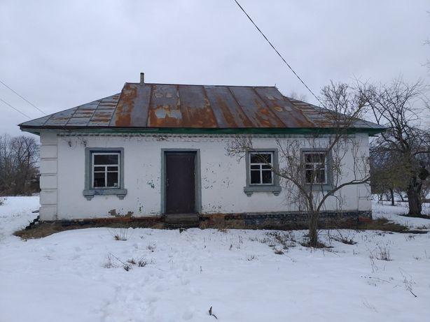 Большой дом возле реки