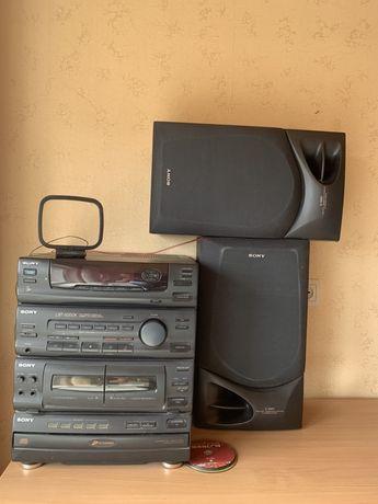 Музыкальный центр Sony LBT-N350K (японская сборка)