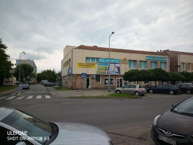Wynajme biura w centrum miasta Koło