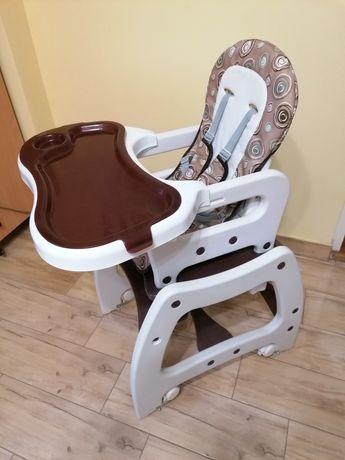 Krzesełko dla dziecka do karmienia