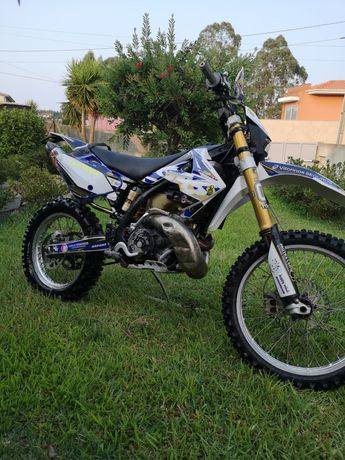 Vendo GasGas EC250