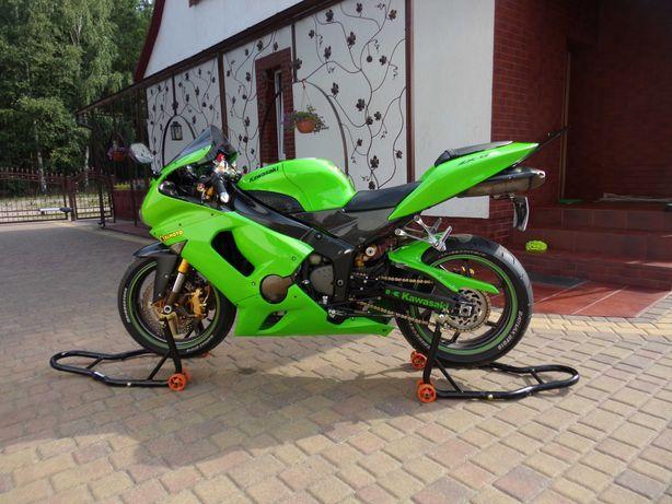 Kawasaki zx6r 636 A2