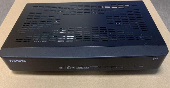 Спутниковый тюнер. Ресивер. Openbox SX4 HD