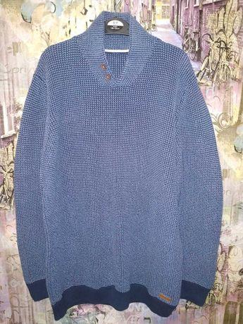 Продаю вязаный свитер на мальчика. От 13 до 14 лет.