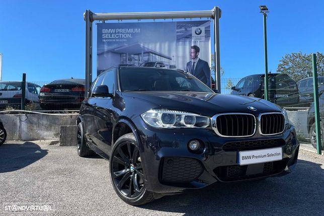 BMW X5 25 d sDrive Pack M