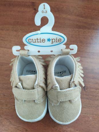 Пинетки Cutie pie